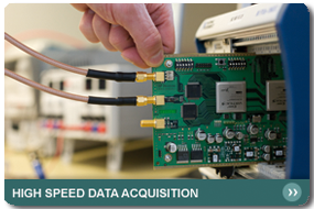 Digitizers for High Speed Data Acquisition